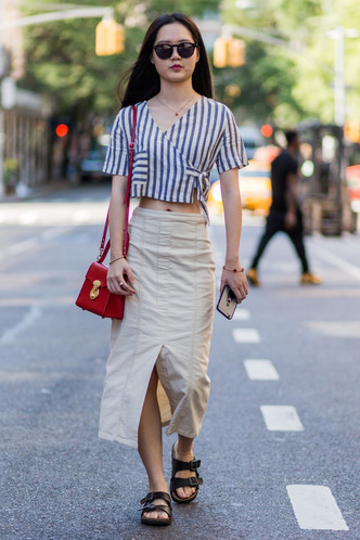 Фото №12 - Биркенштоки в городе: с чем носить самые удобные сандалии