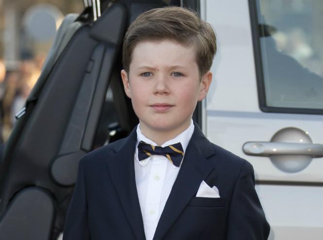 Фото №2 - Будущий король Дании находился на волоске от смерти