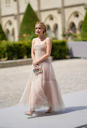 Фото №5 - Плиссе и круазе: как одежда балерин вновь вернулась в моду