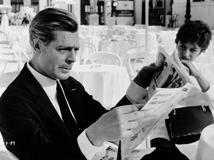Фото №7 - Лед и пламень: обреченная любовь Катрин Денев и Марчелло Мастроянни — самой красивой пары европейского кино