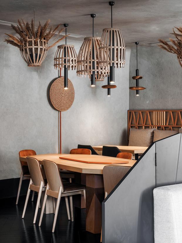 Фото №4 - Ресторан Hunt в Санкт-Петербурге: проект бюро DA