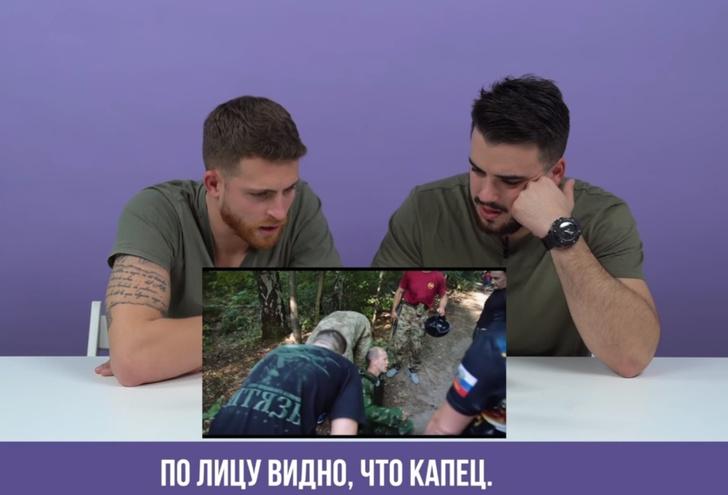 Фото №1 - Иностранцам показали, как русские сдают на краповый берет (видео)