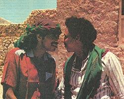 Фото №2 - Бедуины живут в горах