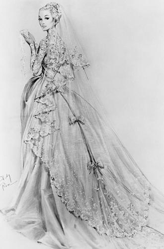 Фото №14 - 8 неожиданных фактов о свадьбе Грейс Келли и князя Ренье