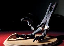 Фото №4 - Вооружение эпохи динозавров