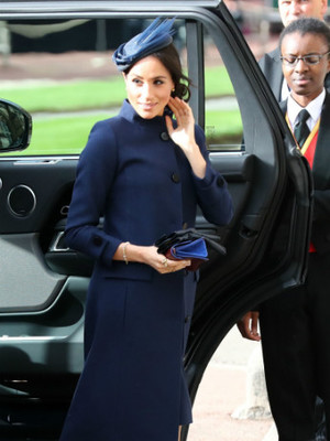 Фото №5 - Герцог и герцогиня Гринч: 7 раз, когда Сассекские пытались «украсть шоу» у королевской семьи