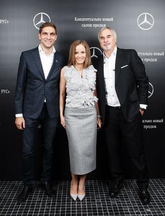 Фото №3 - Открытие нового шоурума Mercedes-Benz