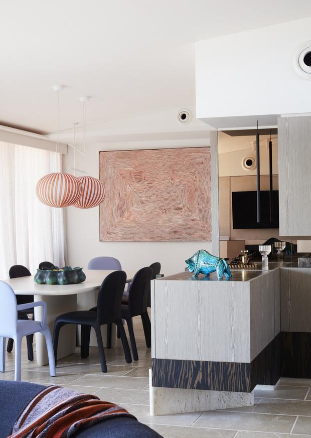 Фото №5 - Яркая квартира в Сиднее