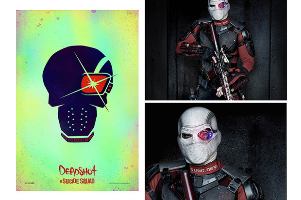 Фото №7 - Вышли характер-постеры к фильму «Отряд самоубийц»