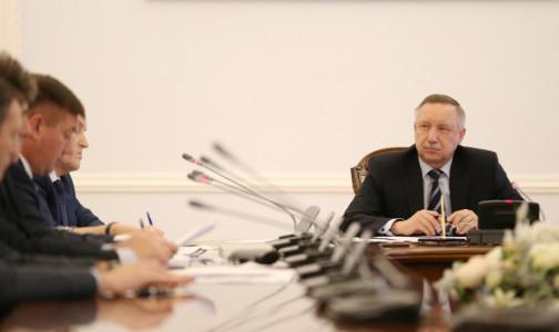 Фото №1 - Губернатор Петербурга отчитался, что горожане нарушают коронавирусный режим в Петербурге в два раза реже