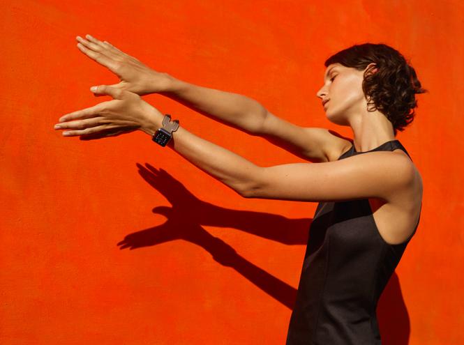 Фото №2 - Apple Watch Series 2 в обрамлении Hermès