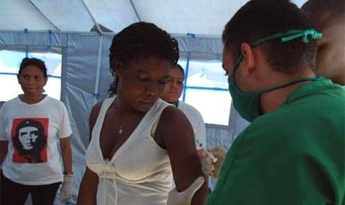 Фото №1 - Первую в мире вакцину от рака легких начали применять на Кубе