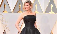 Кирстен Данст на «Оскаре»: как повторить лучший бьюти-образ