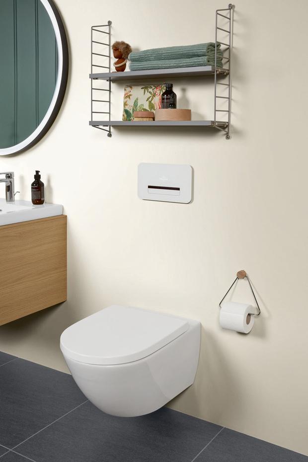 Фото №6 - Ванная комната для всей семьи: эргономичные решения