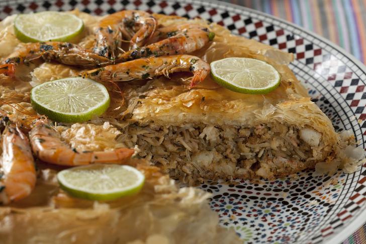Фото №4 - 5 блюд марокканской кухни