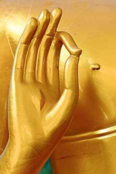 Фото №4 - Почему Будда сидит в позе лотоса?