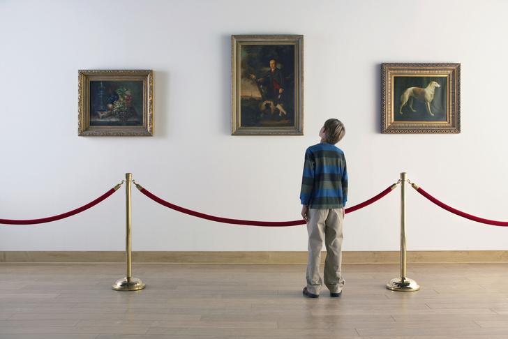Фото №1 - Воспитание вкуса: почему так важно научить ребенка разбираться в искусстве