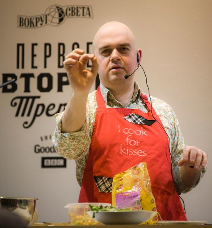 Фото №7 - Премьера журнала «Первое, второе, третье» на кулинарном non/fiction