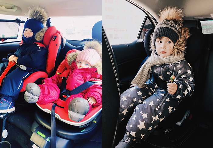 Фото №2 - Чем занять ребенка в машине?