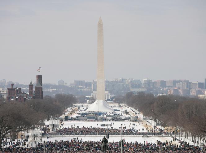 Фото №6 - Инаугурация президента США: 17 рекордов и любопытных исторических фактов