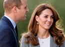 Редкий момент: принц Уильям продемонстрировал чувства к Кейт на публике