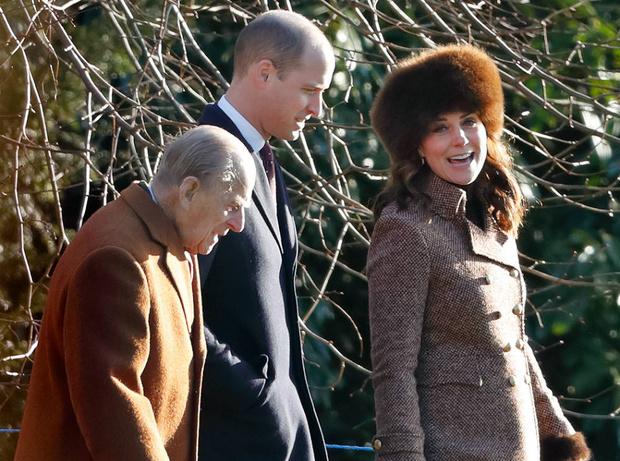 Фото №4 - Особая связь: почему Кейт называют наследницей принца Филиппа