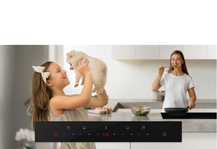 Фото №7 - Семейный очаг: на что обратить внимание при выборе техники для кухни