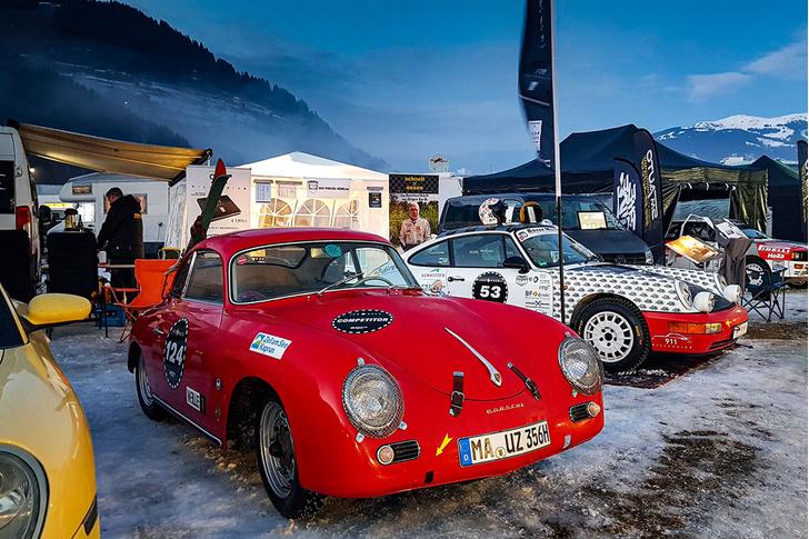 Фото №7 - GP Ice Race: пробуждение от зимней спячки