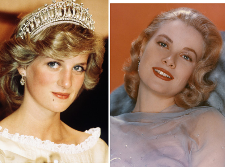 Фото №1 - Диана, Грейс или Рания: кто считается самой красивой королевской особой