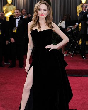Фото №4 - 5 образов Анджелины Джоли, которые всегда будут в моде