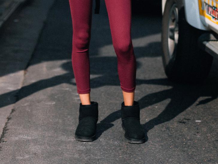 Фото №7 - Лоферы, мюли и другие виды самой удобной обуви для девушек