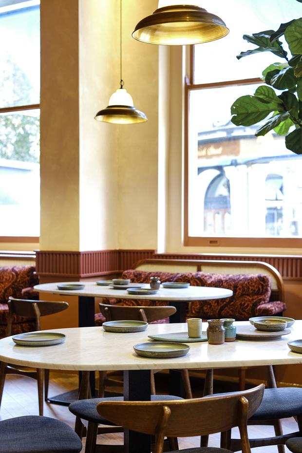 Фото №6 - Индийский ресторан Darjeeling Express в Лондоне