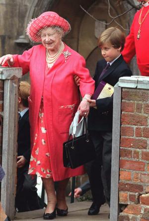 Фото №3 - Мудрость поколений: какой совет королевы-матери принц Уильям запомнил на всю жизнь
