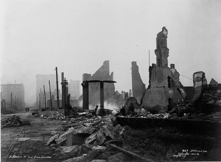 Фото №5 - 8 великих пожаров и их неожиданные последствия