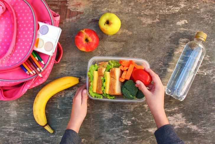 Фото №1 - Чем кормить школьника: меню на неделю с рецептами