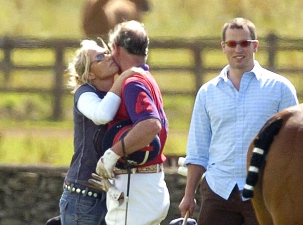 Фото №4 - Как Зара Тиндолл стала для принца Чарльза дочерью, о которой он всегда мечтал