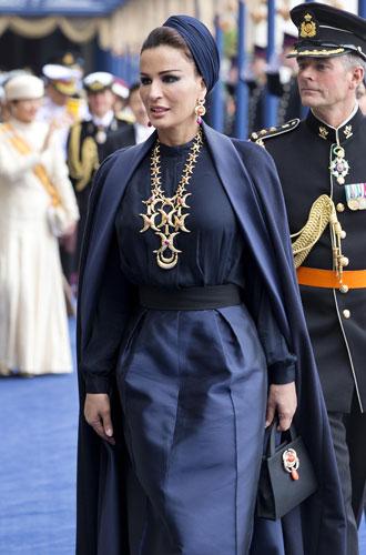 Фото №27 - Красивая политика: бьюти-секреты Первых леди и королевских особ