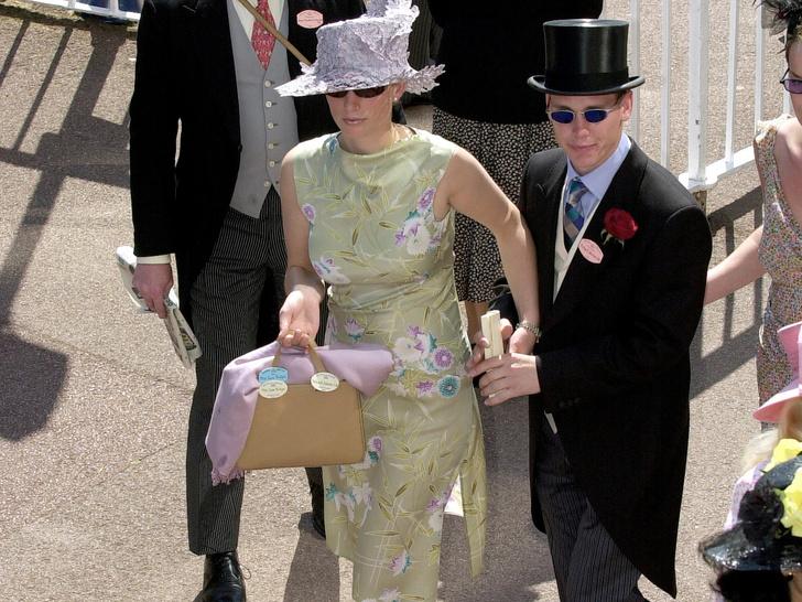 Фото №8 - Первая любовь: 12 фото королевских особ с их бывшими возлюбленными