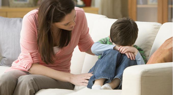 Большие чувства маленьких детей