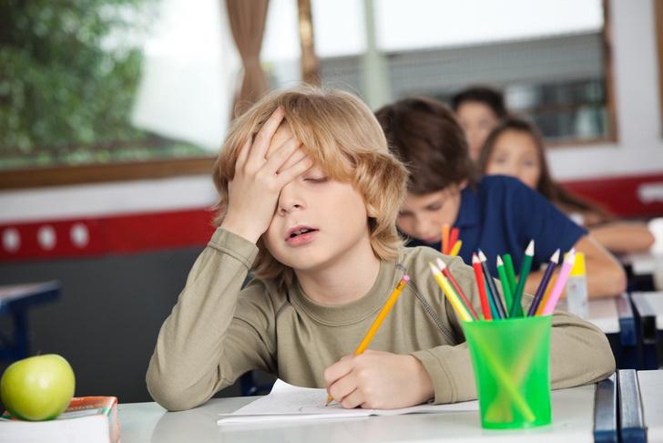 Фото №1 - Студентам и школьникам надо давать больше спать