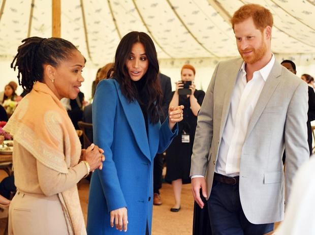 Фото №2 - Гарри и Меган проведут Рождество вдали от королевской семьи
