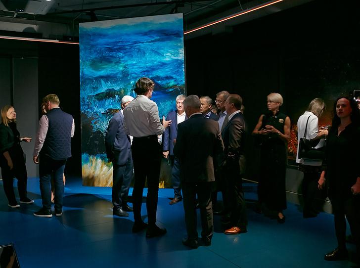 Фото №11 - Выставка Александра Купаляна  «Возвращение к шедевру» в арт-галерее VS unio