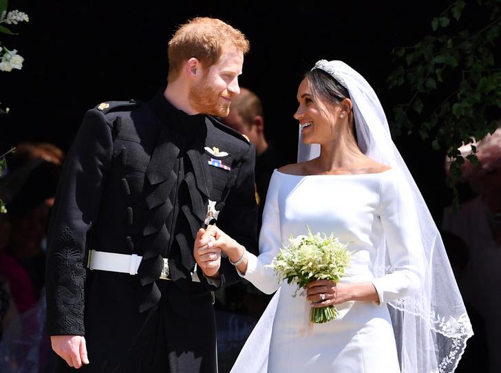 Фото №2 - Как Меган Маркл и принц Гарри всех за нос водят