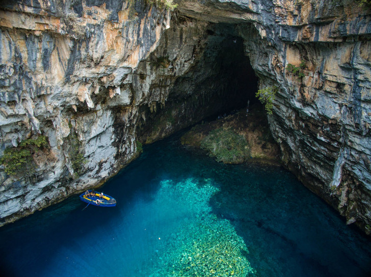 Фото №6 - Скрытые от глаз: 7 фантастических пещер