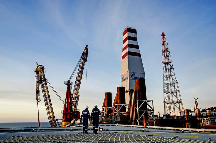Фото №9 - Своя Арктика: как добывают нефть на Арктическом шельфе