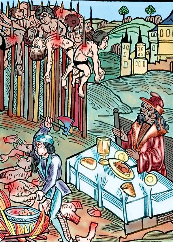 Фото №13 - Правила культа: репортаж с родины графа Дракулы