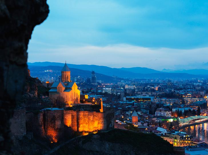 Фото №1 - Грузинская история: остановки в лучших местах Тбилиси