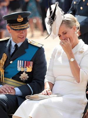Фото №6 - Почему брак принца Эдварда оказался самым крепким среди браков детей Королевы