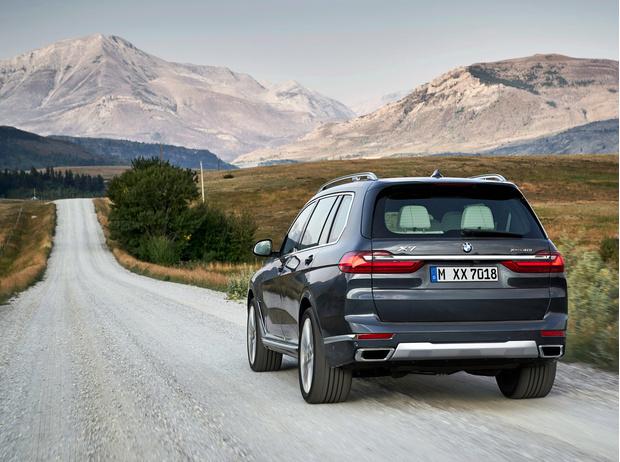 Фото №9 - Восемь убойных фактов о BMW X7