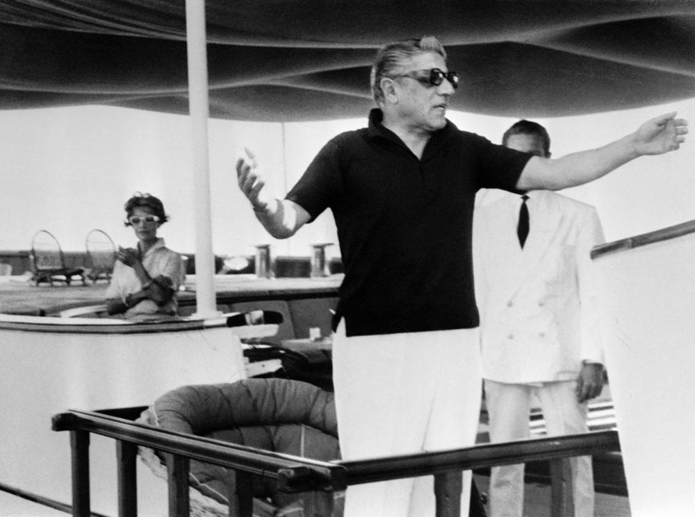 Фото №8 - Оперная дива, миллиардер и первая леди: современная греческая трагедия